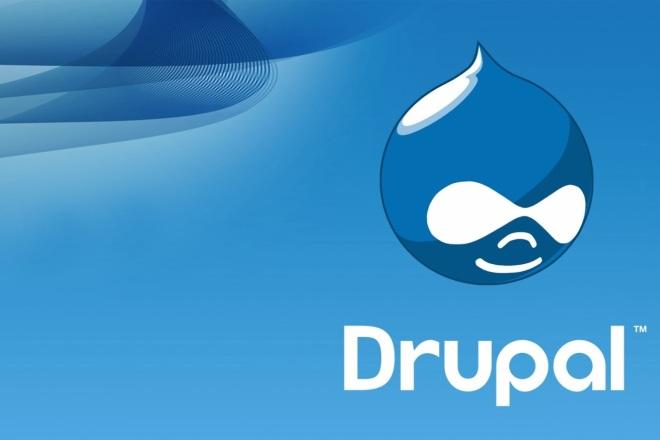 Перенос Вашего сайта Drupal на другой хостинг